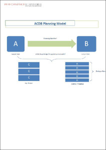 ACDB Planning